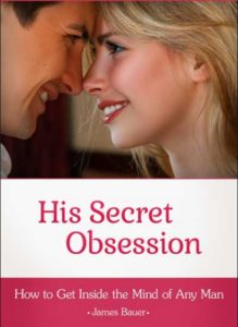 His Secret Obsession James-Bauer