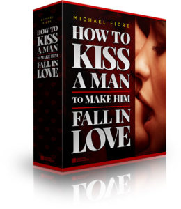 kiss a man to fall in love